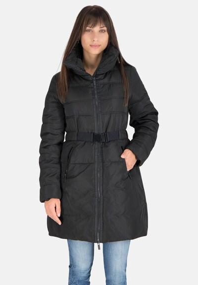 GOODYEAR Wintermantel 'Takotna' in schwarz, Modelansicht