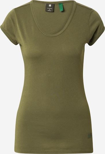 G-Star RAW Shirt in de kleur Kaki, Productweergave