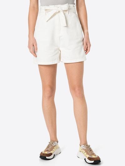 DeFacto Shorts in creme, Modelansicht