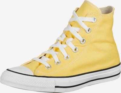 CONVERSE Sneakers hoog 'Ctas' in de kleur Geel / Zwart / Wit, Productweergave