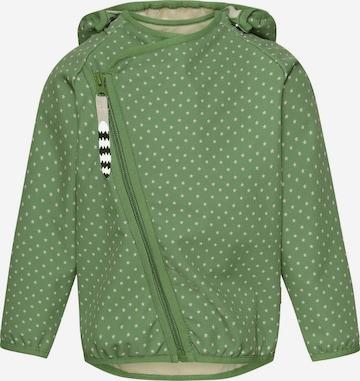 Veste fonctionnelle 'Niel' Racoon Outdoor en vert