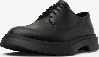 CAMPER Schnürschuhe 'Walden' in schwarz, Produktansicht