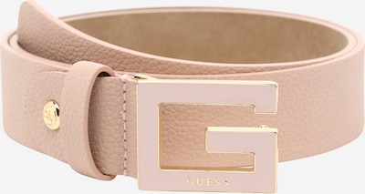 GUESS Belt in Gold / Pink, Item view