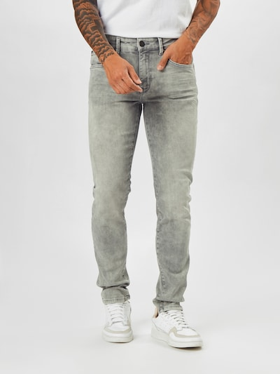 Petrol Industries Jeans in grey denim, Modelansicht