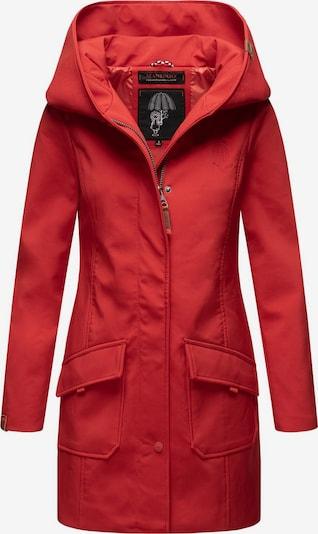 MARIKOO Mantel 'Mayleen' in rot, Produktansicht