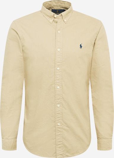 POLO RALPH LAUREN Hemd in beige, Produktansicht