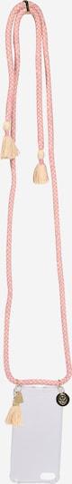 ETUUI Viedtālruņa maciņš krēmkrāsas / rožkrāsas, Preces skats