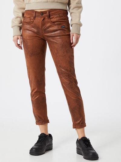 Kelnės 'Amelie' iš Gang , spalva - ruda: Vaizdas iš priekio