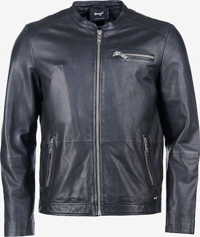 Maze Lederjacke schlicht ' 42020524 ' in schwarz, Produktansicht