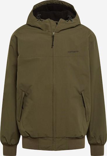 Carhartt WIP Zimní bunda - olivová / černá, Produkt
