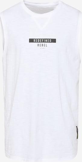 Redefined Rebel Top 'Philip' in schwarz / weiß, Produktansicht