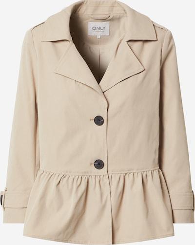 ONLY Płaszcz przejściowy 'ISABELLE' w kolorze beżowym: Widok z przodu