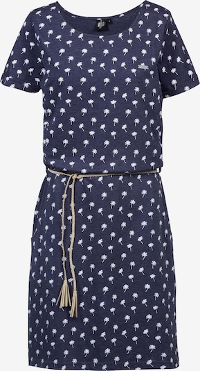 WLD Robe en bleu marine / blanc, Vue avec produit