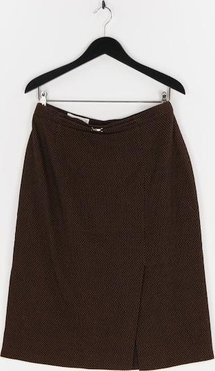 Escada Margaretha Ley Skirt in XXL in Brown / Black, Item view