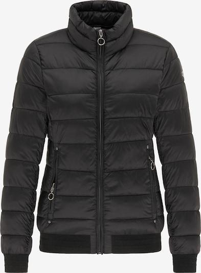 DreiMaster Maritim Winterjas in de kleur Zwart, Productweergave