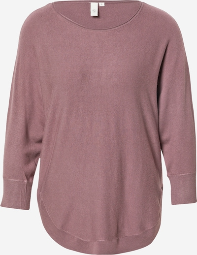 Q/S by s.Oliver Pullover in lila, Produktansicht