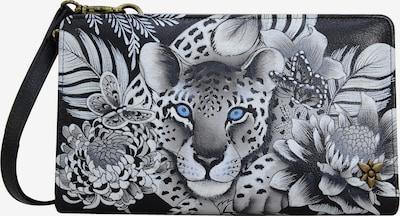 ANUSCHKA Umhängetasche 'Cleopatra's Leopard' in mischfarben / schwarz, Produktansicht