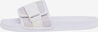 Superdry Strand-/badschoen in de kleur Gemengde kleuren / Wit, Productweergave