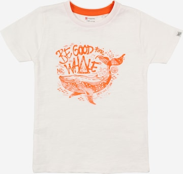 Noppies T-Shirt 'Linwood' in Weiß