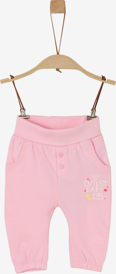 s.Oliver Jogpats in pink / rosa / weiß, Produktansicht