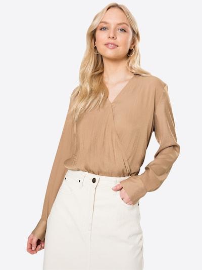 Palaidinė iš Banana Republic , spalva - šviesiai ruda, Modelio vaizdas