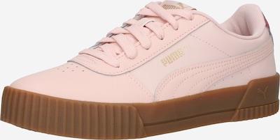 PUMA Sneaker 'Carina' in gold / rosa / pitaya, Produktansicht