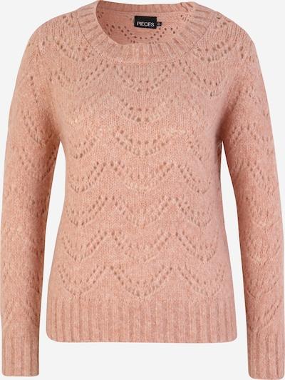 Pieces Petite Sweater 'BIBI' in Pink, Item view
