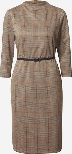 Esprit Collection Puzdrové šaty - hnedá / tmavošedá / antracitová, Produkt
