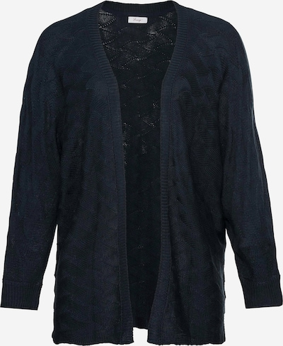 SHEEGO Knit Cardigan in Night blue, Item view