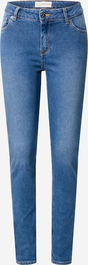 MUD Jeans Jeans 'Hazen' in de kleur Blauw denim, Productweergave