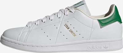 ADIDAS ORIGINALS Sneakers laag 'Stan Smith' in de kleur Goud / Donkergroen / Wit, Productweergave
