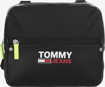 Tommy Jeans Schoudertas in de kleur Rood / Zwart / Wit, Productweergave