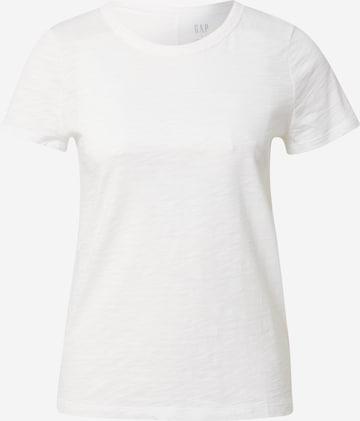 Tricou de la GAP pe alb
