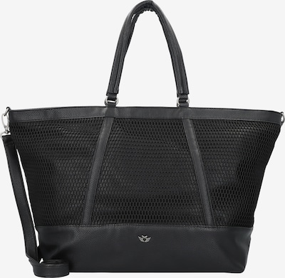 Fritzi aus Preußen Mattea Shopper Tasche 42 cm in schwarz, Produktansicht