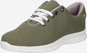 thies Låg sneaker i grön