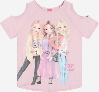 TOP MODEL Тениска в лилав / пъстро, Преглед на продукта
