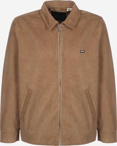 LEVI'S Jacke 'Haight Harrington' in braun, Produktansicht