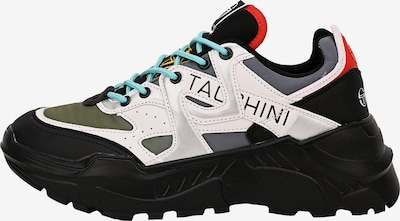 Sergio Tacchini Sneaker 'Experience Mix' in mischfarben / schwarz, Produktansicht