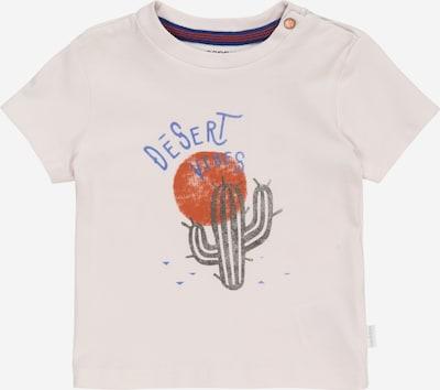 Noppies T-Shirt 'Totnes' in hellblau / rot / weiß, Produktansicht