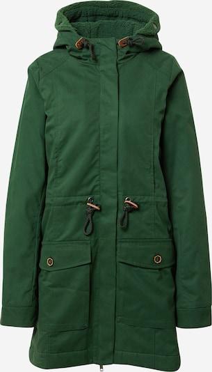Cappotto di mezza stagione Tranquillo di colore verde, Visualizzazione prodotti