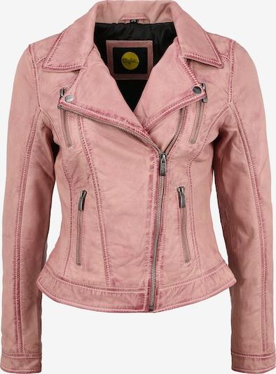 BUFFALO Lederjacke 'BE AMBITIOUS' in pink, Produktansicht