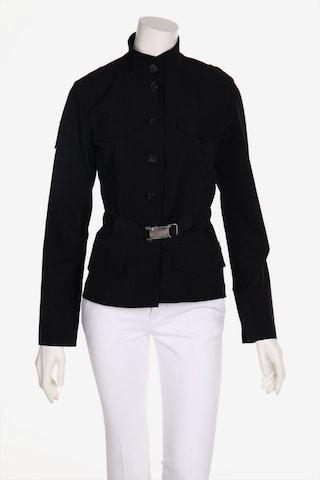 Uli Schneider Jacket & Coat in S in Black