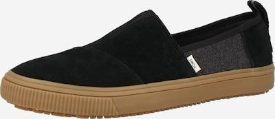 TOMS Slipper in schwarz, Produktansicht