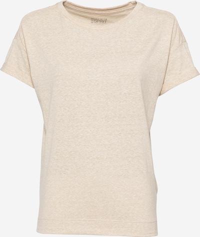Maglietta ESPRIT di colore sabbia, Visualizzazione prodotti