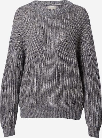 ONLY Pullover 'Fiola' in grau / silber, Produktansicht