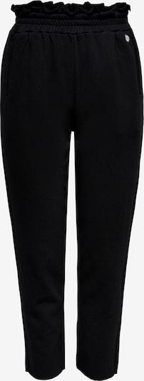 Pantaloni 'Monroe' ONLY pe negru, Vizualizare produs