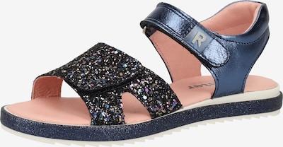RICHTER Sandalen in de kleur Navy / Nachtblauw / Gemengde kleuren, Productweergave