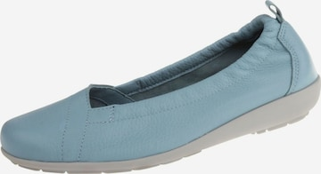 Natural Feet Ballet Flats 'Polina' in Blue