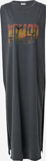 VILA Robe en mélange de couleurs / noir, Vue avec produit