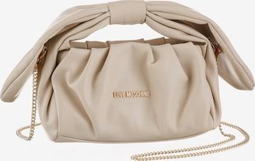 Love Moschino Crossbody Bag in Beige